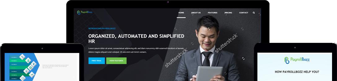 Aplikasi Payroll Berbasis Web Dengan Fitur Terlengkap